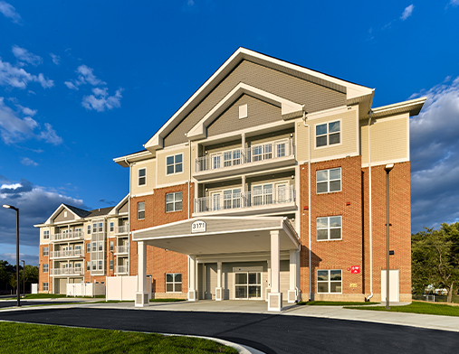 Residences at Glenarden Hills – Affordable Housing in PG County MD