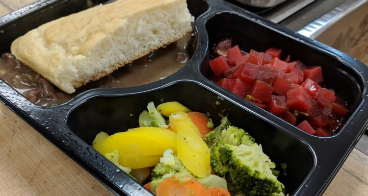 Grab & Go and Limited Meal Delivery at County Senior Centers