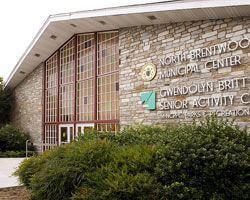Gwendolyn Britt Senior Activity Center