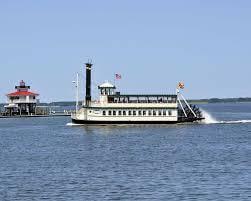 Choptank River Boat
