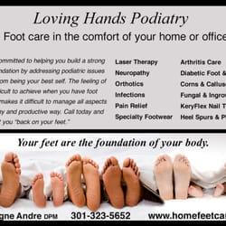 Loving Hands Podiatry