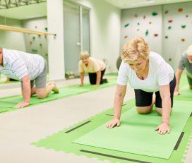 Mat Pilates – Senior 55+