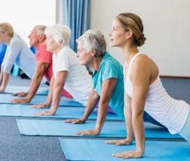 Yoga as Therapy – Senior 55+