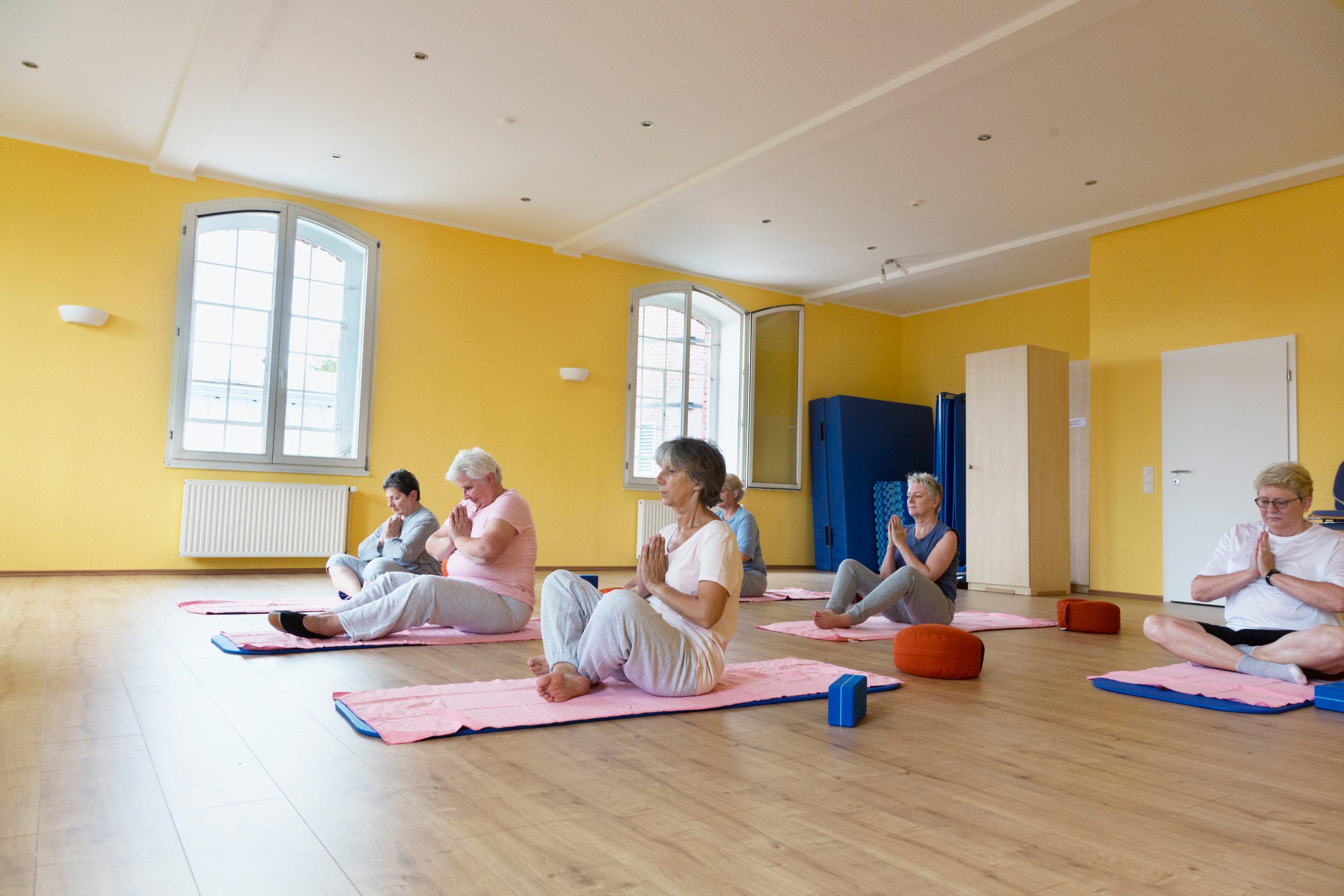 Gentle Yoga – ...