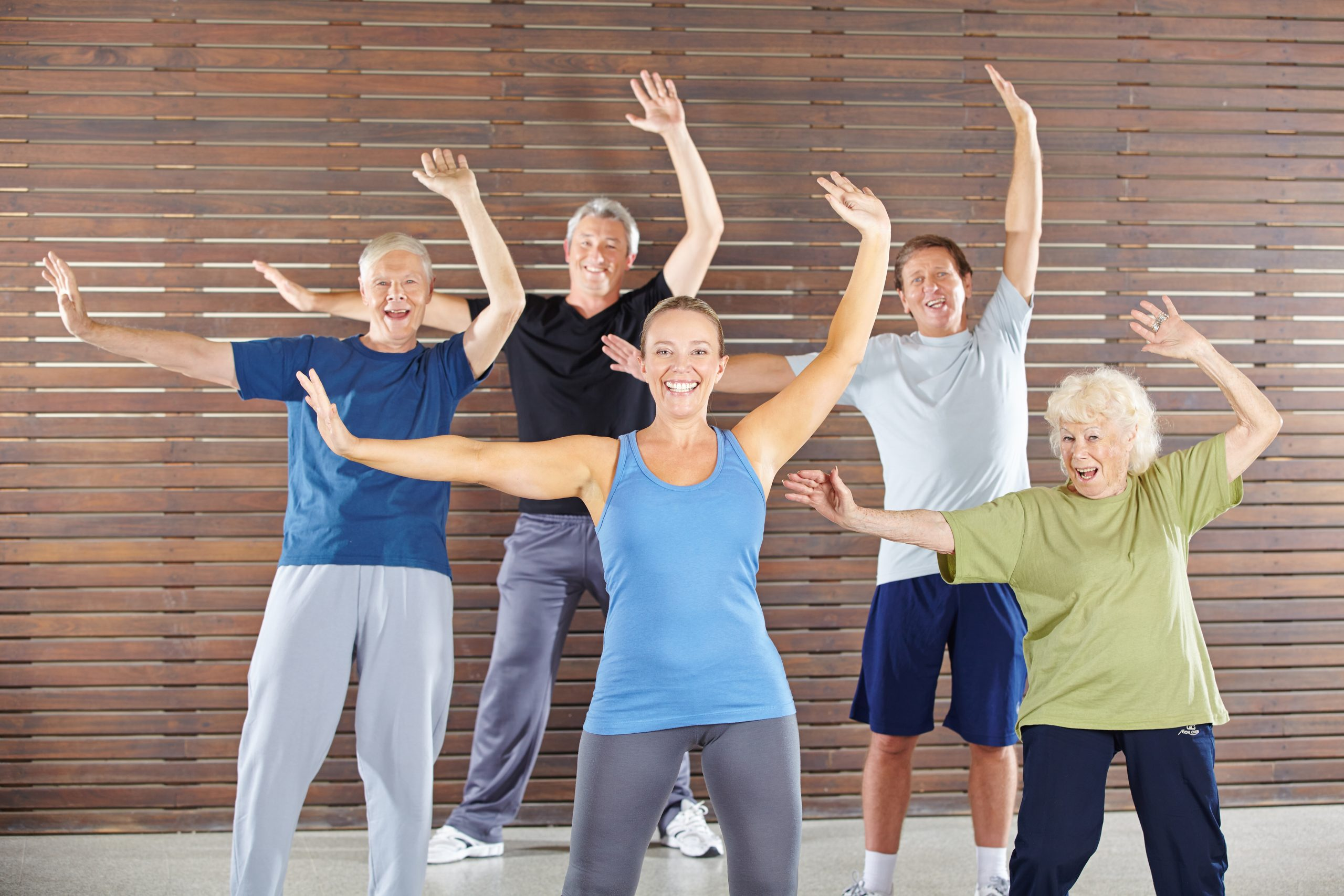 Bone Builders Virtual Exercise Class – Ages 55+