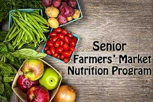 Seniors Farmers Market Nutrition Program
