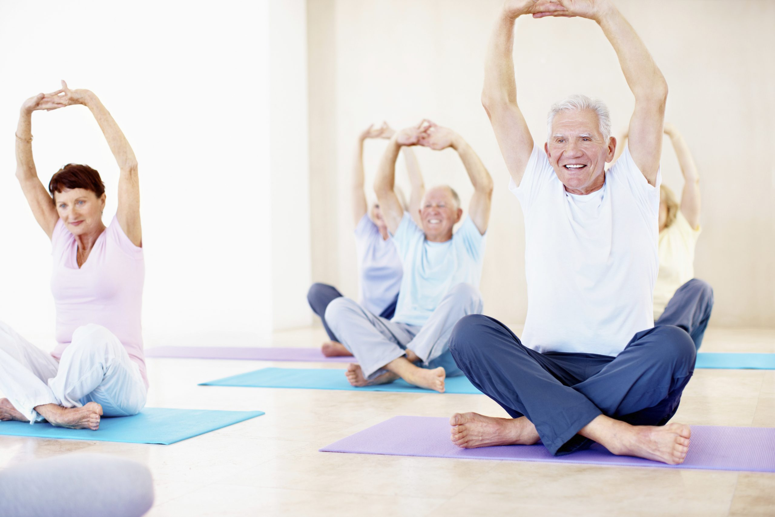 Workshop Series – Yoga Basics