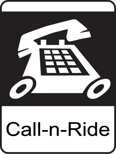 Call-n-Ride Online Ordering