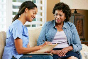 senior homecare services