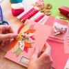 DIY Fall Card Making
