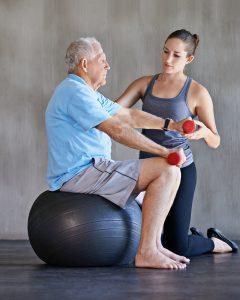 home rehabilitation services